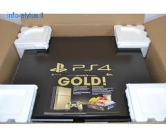 Sony PlayStation 4 PS4 20th Anniversary Edition 500 GB Grey Console