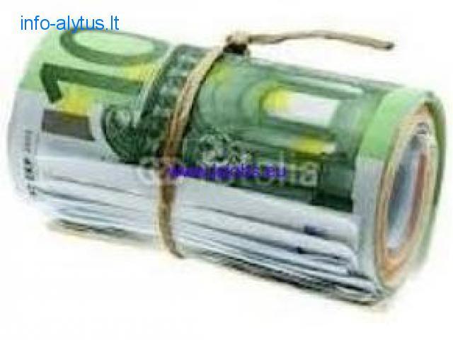 Kreditas apyvartinėms lėšoms be užstato