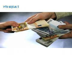 Nemokamas kredito pasiūlymas