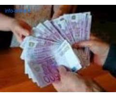 paskolos pasiūlymas asmenims, kuriems reikia finansavimo