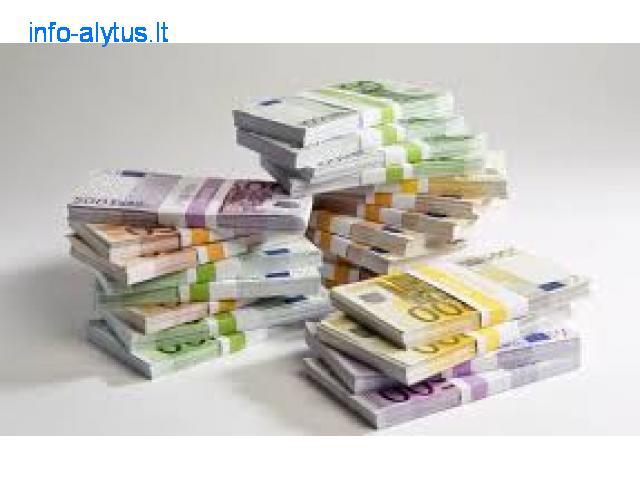 Specialus pasiūlymas Greitai ir patikimai kreditai tarp privačių asmenų per 48 valandas