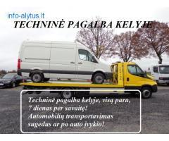 Techninė Pagalba Kelyje +37067247506