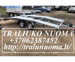 Traliukas ir Platforma ( NUOMA )