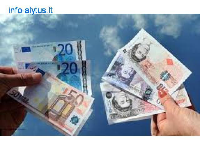 Paskolų finansavimas tarp individualių