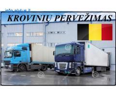 Krovinių Pervežimas Šaldytuvu