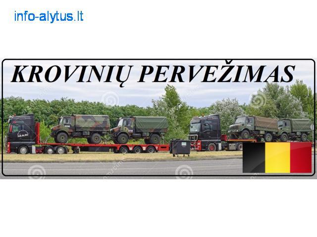 Krovinių Pervežimas Platforma !