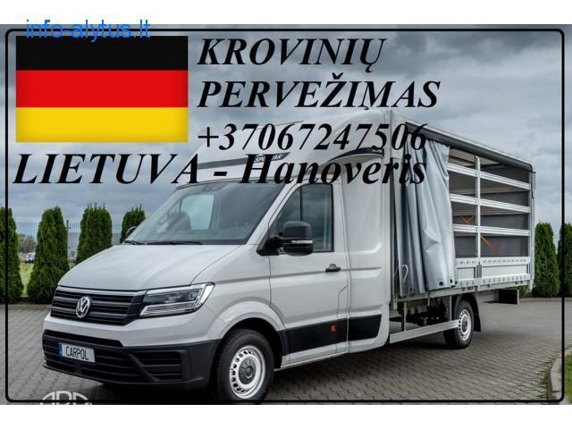 Hanoveris - Lietuva - Hannover
