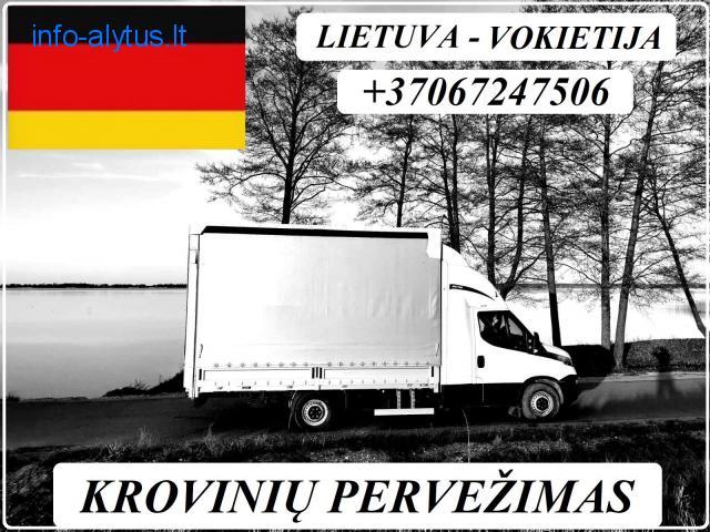 Vokietija - Lietuva !