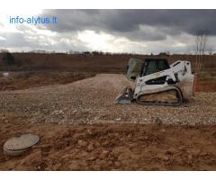 juodžemis, žvyras, smėlis, atsijos, skalda, frezuotas asfaltas 860625738 Vilnius