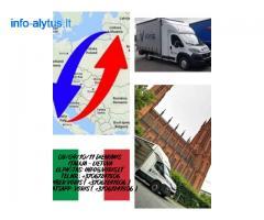 08/09/10 dienomis -- Italija -- Lietuva