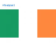 KROVINIŲ GABENIMAS : į Airiją, iš Airijos