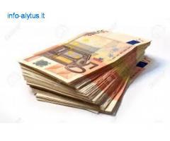 Specialiu kreditu teikima lietuvos pilieciams