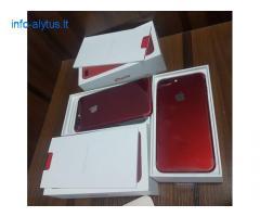 Original iPhone 7 RED Plus, iPad Pro 24 months warranty