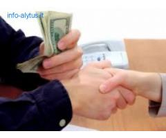 Speciali serozines kreditu bedarbiams