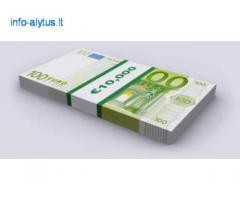 Kreditai Siūlo paskolas nuo € 1000 iki € 500 000 visų pirma :: oana1mujea@gmail.com